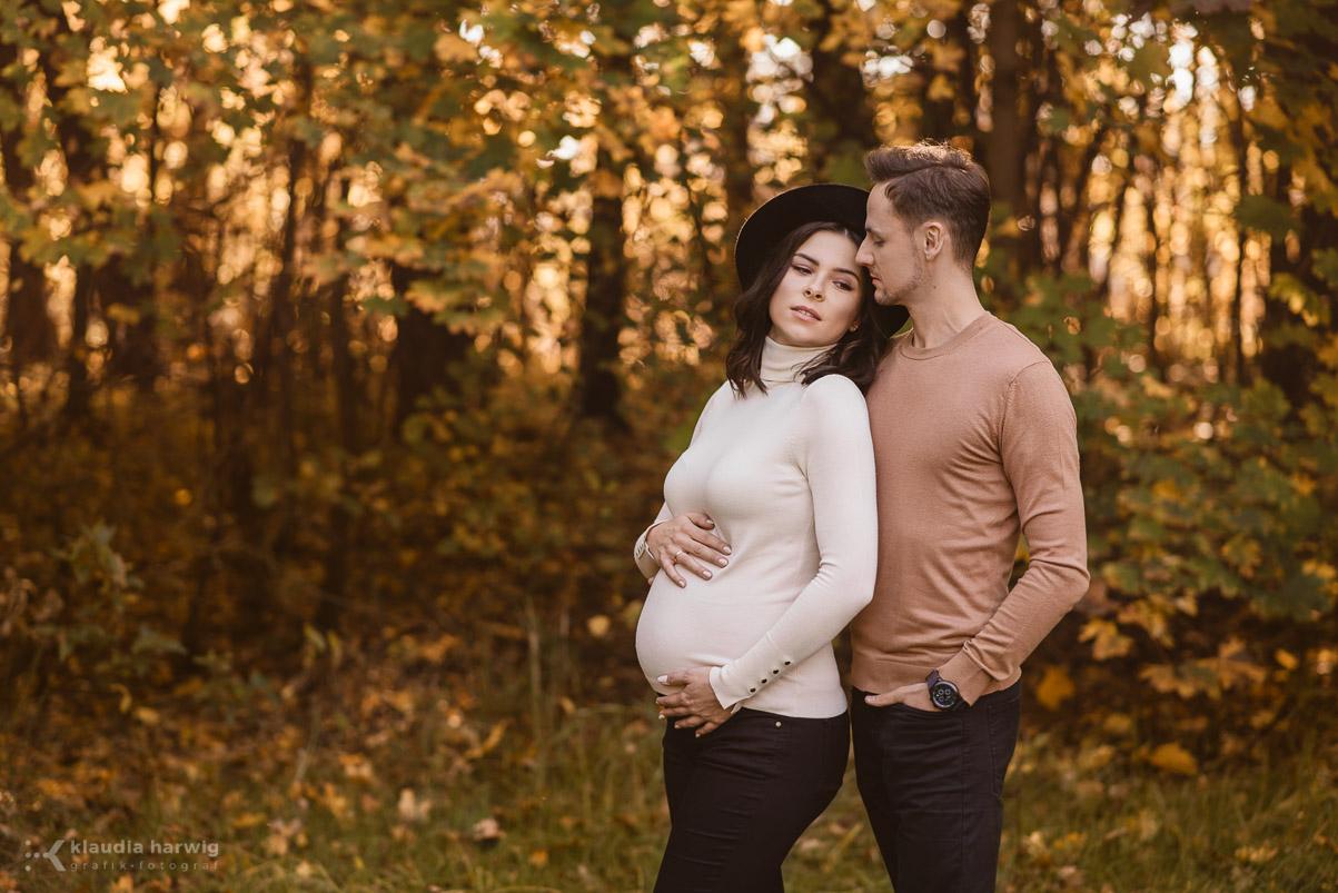 Sesje Ciążowe Klaudia Harwig Fotografia Fotograf Z Będzina
