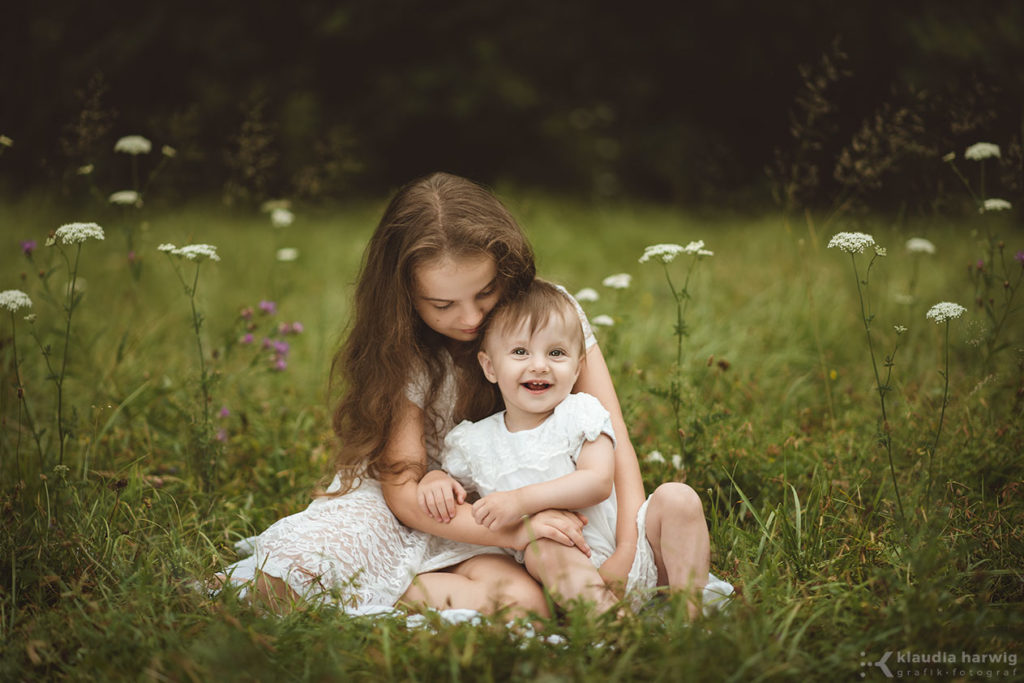 Sesja zdjęciowa - siostry