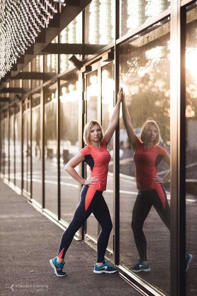 Sesja fitness Katowice
